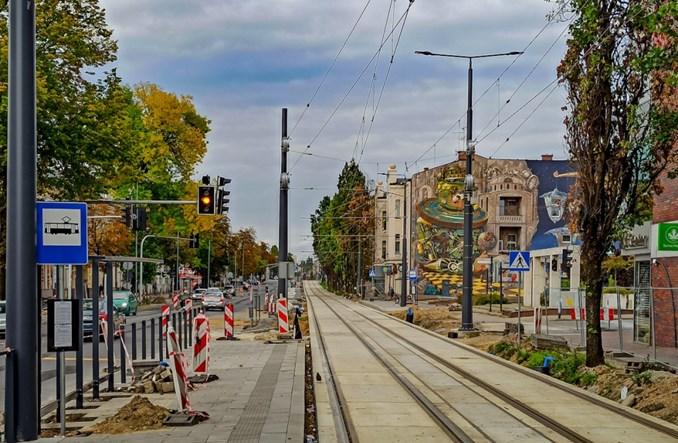 W Częstochowie wędrują przystanki tramwajowe