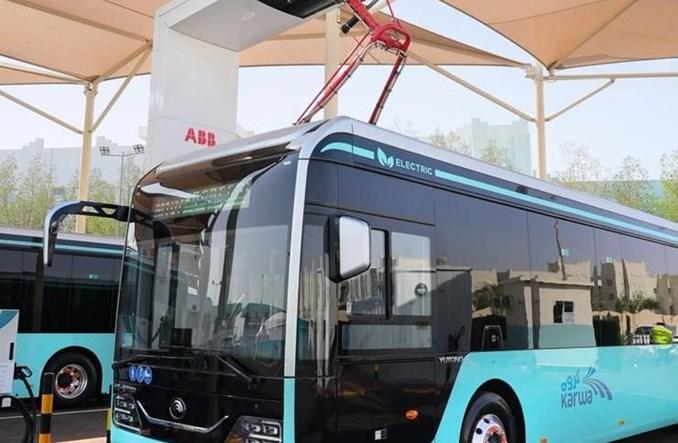 Technologie z Krakowa dla katarskiej floty autobusów