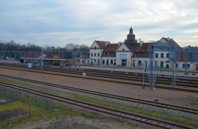 Awaria sterowania ruchem w Grodzisku Mazowieckim. Ruch pociągów na CMK wstrzymany