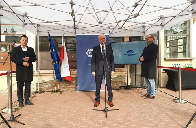 Rozpoczyna się przebudowa dworca w Milanówku