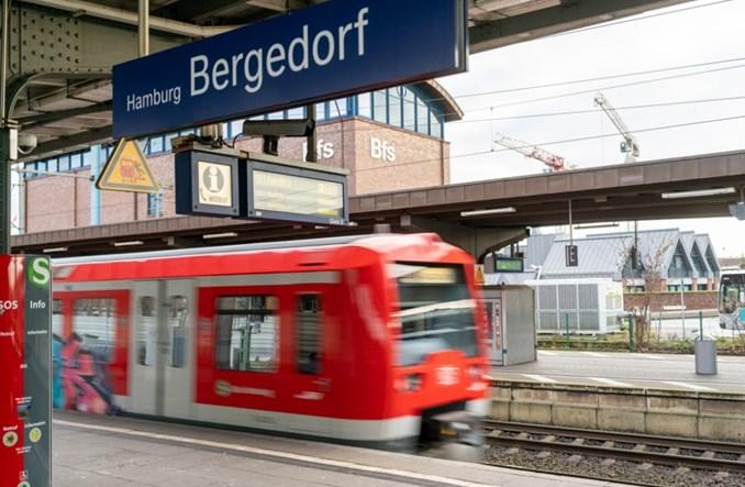 Hamburg. DB i Siemens prezentują pierwszy kolejowy pojazd autonomiczny