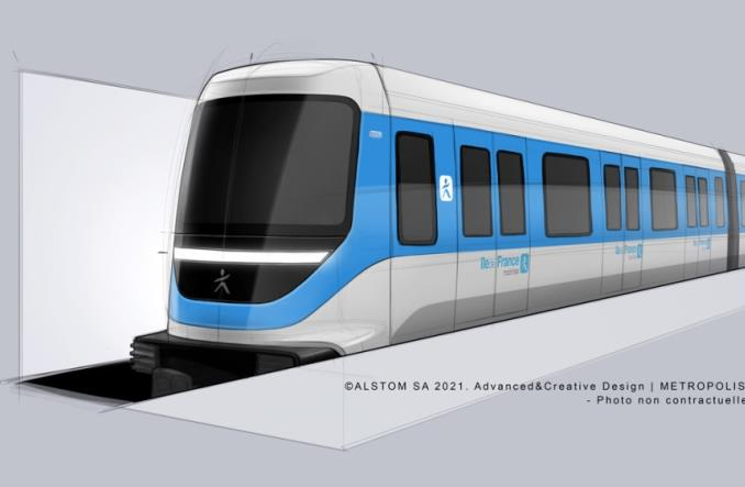 Alstom z kolejnym kontraktem na autonomiczne pociągi w Paryżu