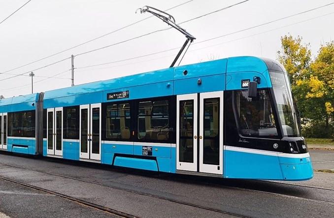 Škoda dostarczyła do Ostrawy pierwszy nowy tramwaj