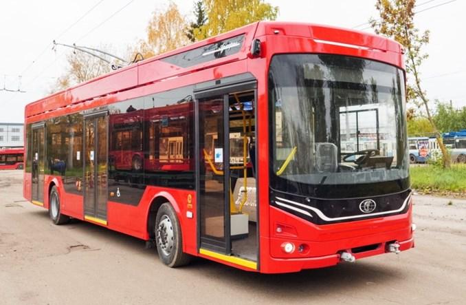 Do Iwanowa wyruszyły pierwsze trolejbusy Admirał