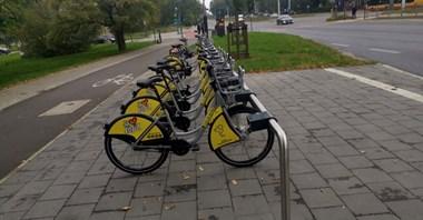 Łódź: Wojewódzki rower publiczny bez integracji z miejskim i bez kolejnych stacji