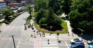 Gdańsk: Powstanie brakujący odcinek drogi rowerowej między Huciskiem a Forum Gdańsk