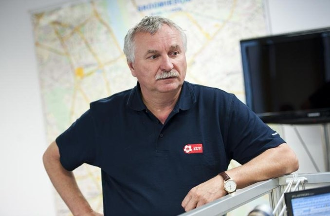 Ruta: Pasażerowie muszą przyzwyczaić się do tramwaju na Moście Północnym