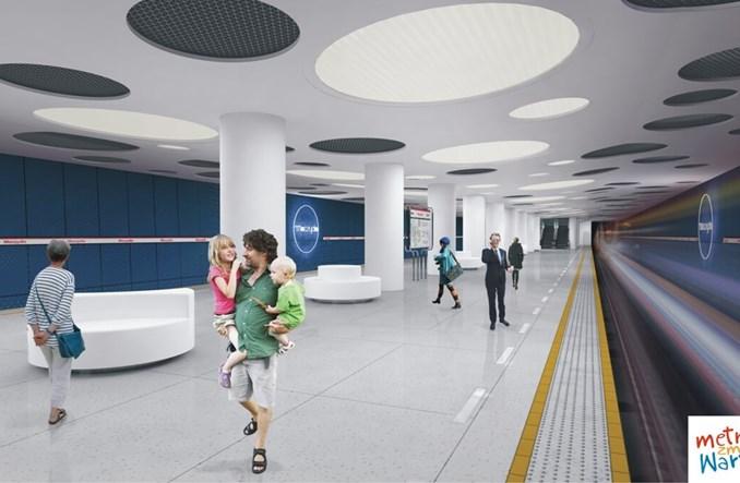 Metro na Wolę: Są już cztery pozwolenia na budowę. Brakuje tylko dwóch