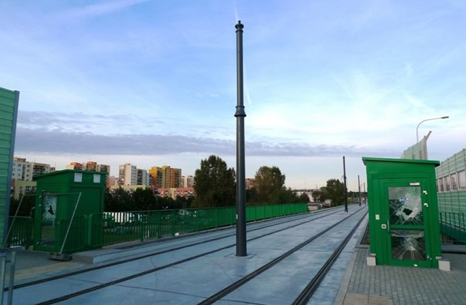 Warszawa: Dyrektor ZTM-u broni tramwaju na Moście Północnym