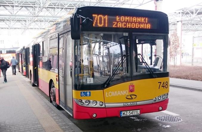 Łomianki kupują dwa autobusy