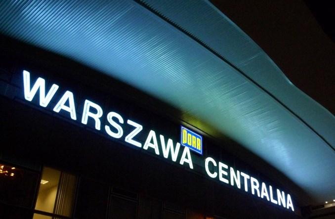 Jak sprzedaje się zintegrowany bilet warszawski PR i IC