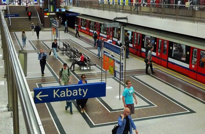 Metro: Naprawią i przemalują pudła składów Metropolis