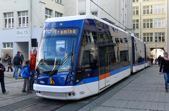 Solaris: Tramino Jena to zupełnie inna koncepcja pojazdu