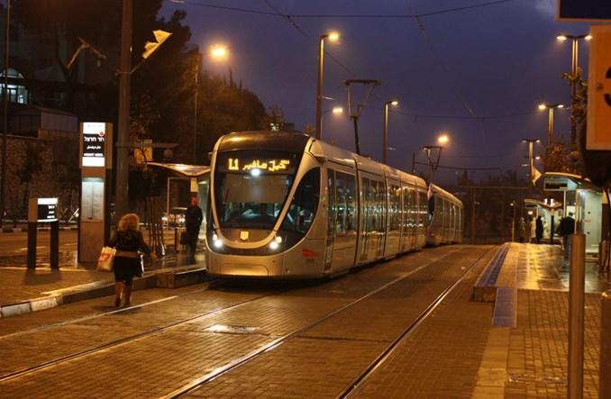 Jerozolima, czyli jak nie budować tramwajów