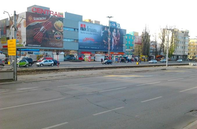 Łódź: Trasa W-Z - są ściany, pora na strop
