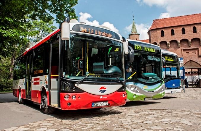 Elektryczny Kraków, czyli co jeździ po linii 154
