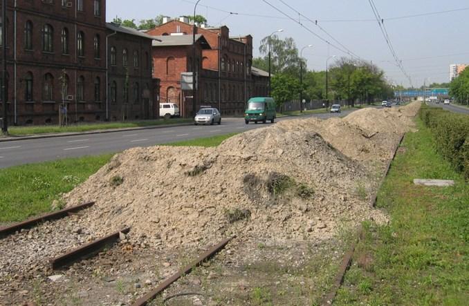 Warszawa: Tramwaj na Kasprzaka w tunelu? Pięć wariantów trasy