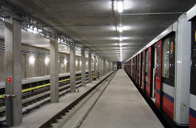 Metro zabezpieczy tory odstawcze w tunelach