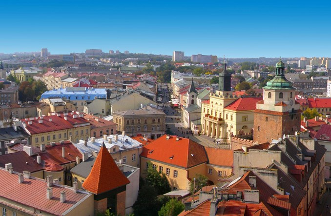 Lublin: Powstaną standardy infrastruktury dla pieszych