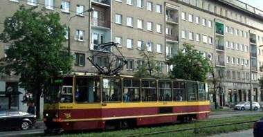 Łódź: Ambitny plan przebudowy tramwaju na Doły