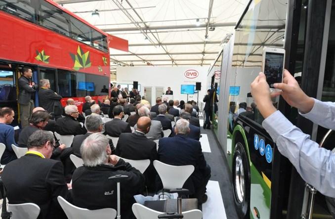 Kortrijk 2015. BYD w ofensywie. 51 elektropiętrusów dla Londynu