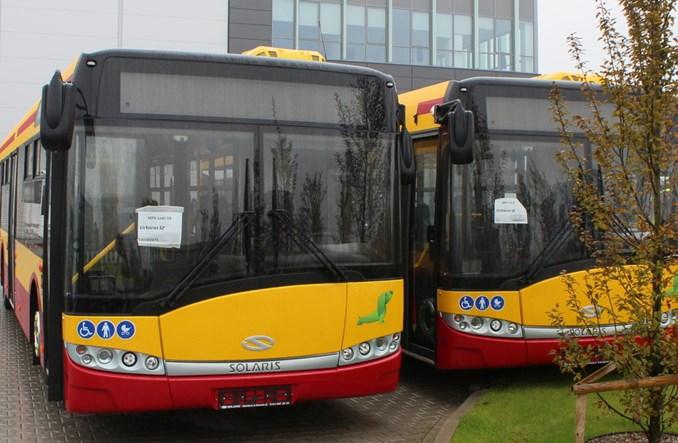 Solaris: Autobusy dla Łodzi prawie gotowe