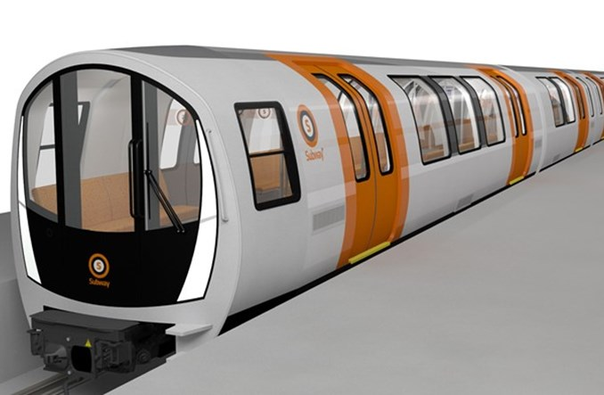 Metro w Glasgow kupuje nowe, bezobsługowe pociągi