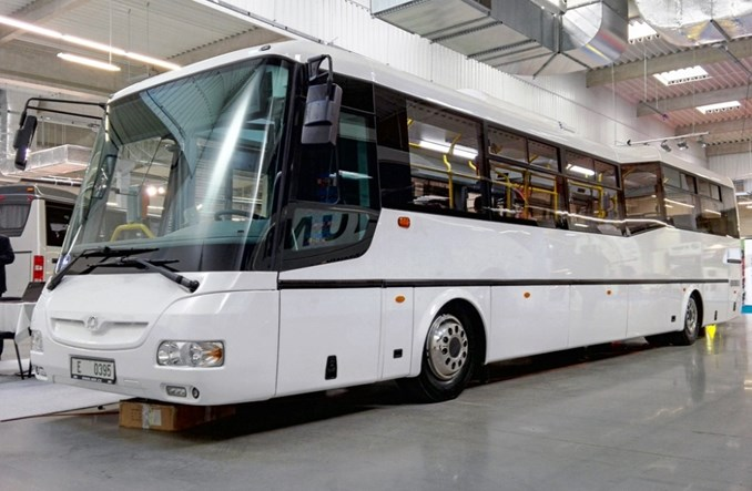 Autobusy SOR palą najmniej