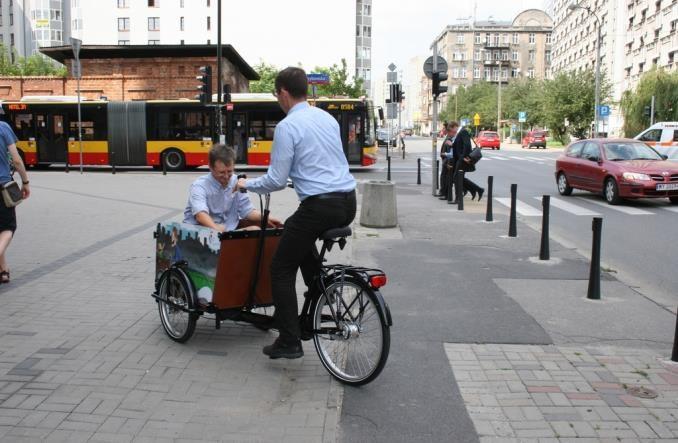 Nowoczesny rower zmieni miasta. Potrzebna będzie nowa infrastruktura