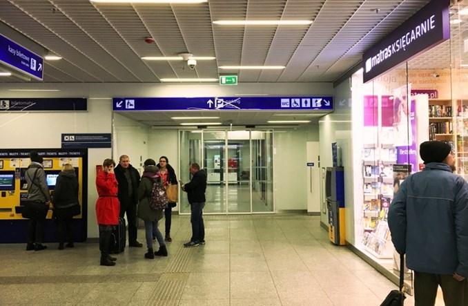 Warszawa Zachodnia – dworzec połączony z biurowcem