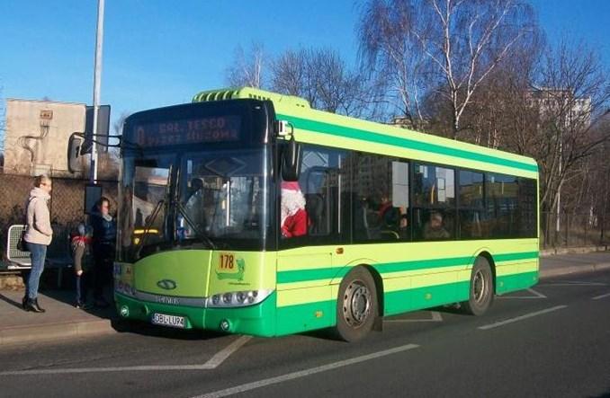 Bolesławiec na zakupach: 13 dziesięciometrowych autobusów