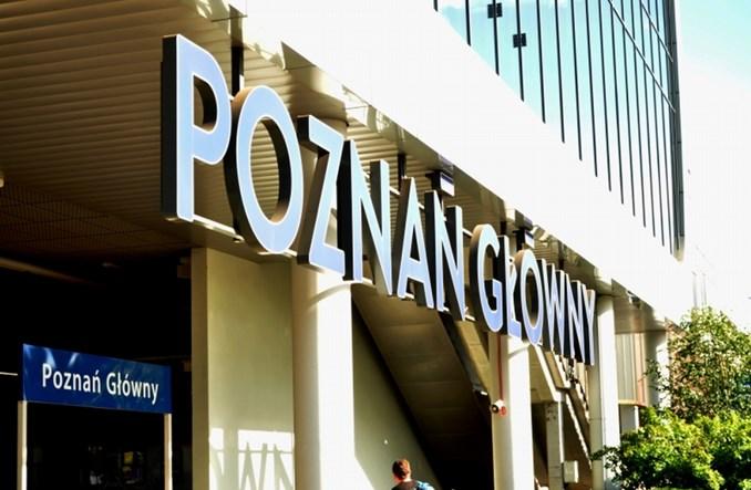 Prezydent Jaśkowiak zniecierpliwiony: Poznań Główny wymaga konkretów