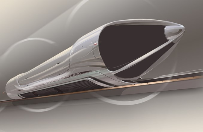 HyperPoland w finale Hyperloop Pod Competition