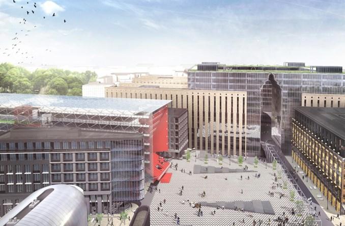 Łódź: Przetarg na podziemną drogę w nowym Centrum