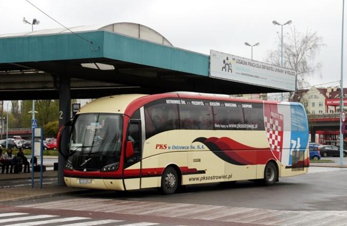 Rusza kolejowo-autobusowe połączenie do Bałtowa