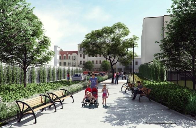 Łódź: Rewitalizacja obszarowa - pierwsze dofinansowanie zatwierdzone