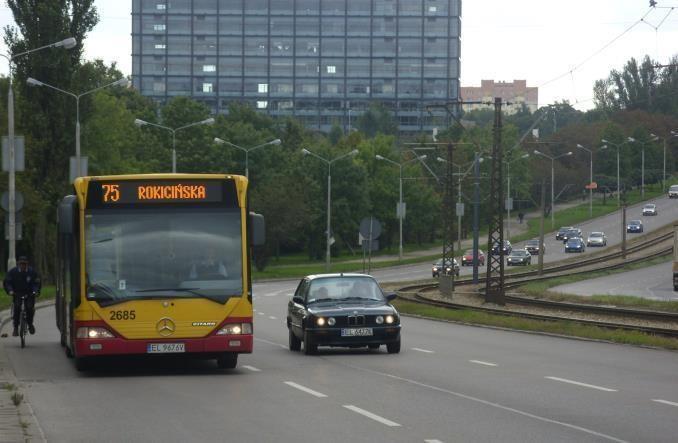 Łódź: Dwa lata bez tramwajów na al. Śmigłego-Rydza