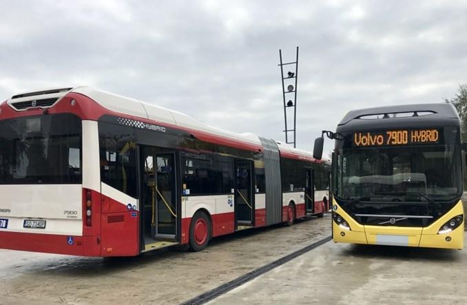 Volvo prezentuje nowoczesne miejskie autobusy na Kongresie Transportu Publicznego