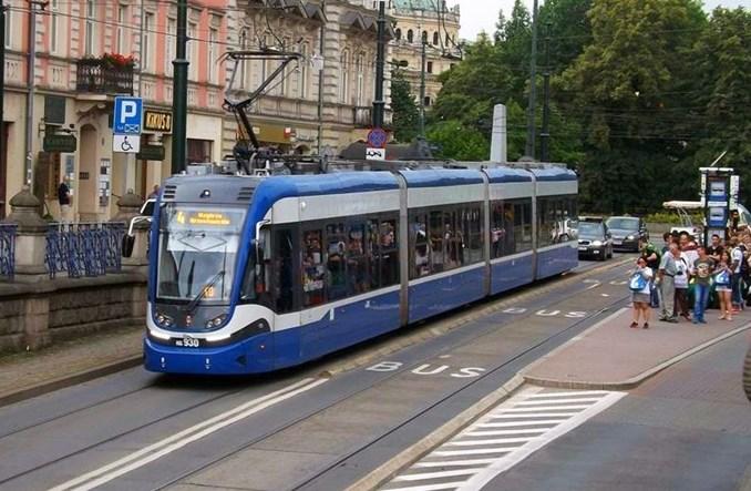 Franek: Komunikacja w Krakowie szybko nie wróci do stanu sprzed pandemii