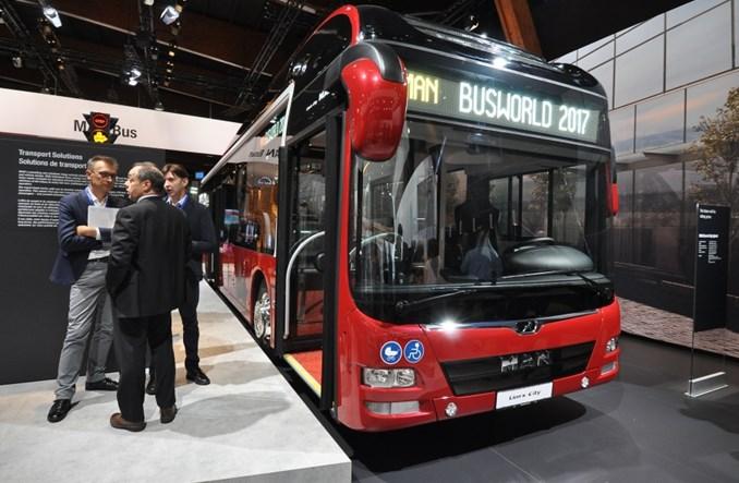 Miejskie autobusy MAN w Kortrijk. Rewolucja dopiero nadejdzie [zdjęcia]