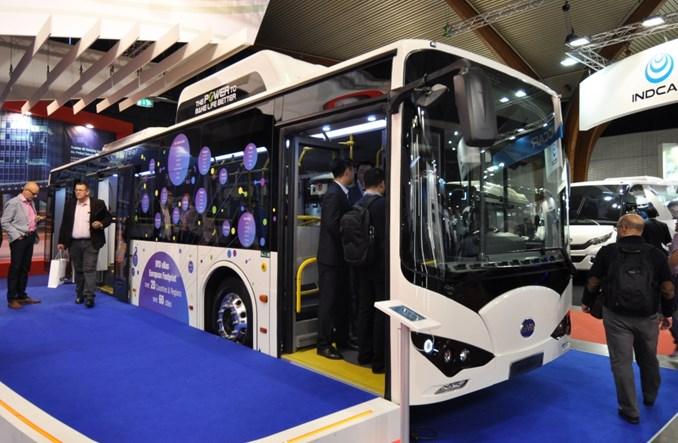 Chiński BYD coraz aktywniejszy w Europie [zdjęcia]