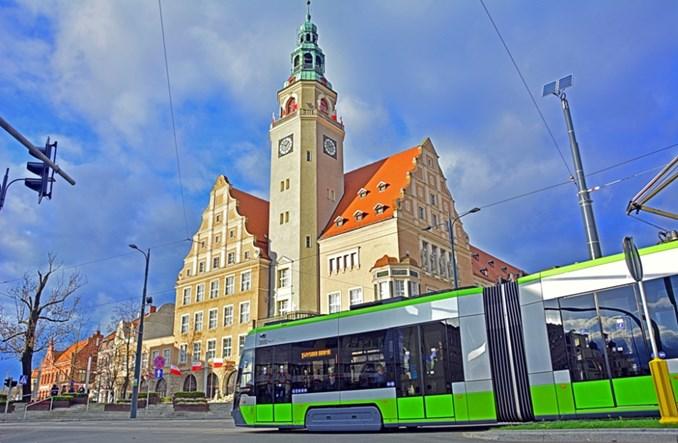 Budżet Olsztyna na 2018 rok bardziej tramwajowy niż drogowy