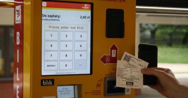 Łódź: Awaria biletomatu – brak kary za jazdę bez biletu?