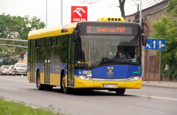 Pabianice: Obniżka cen biletów zwiększyła popularność autobusów