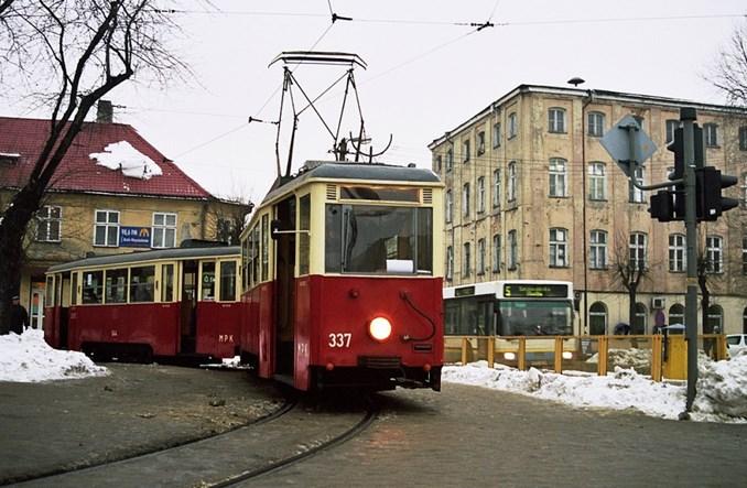 Zgierz bliżej środków na remont tramwaju 45