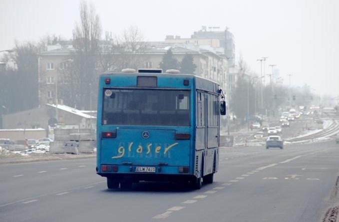 Łódź: Autobusy do Andrespola z biletomatem i GPS