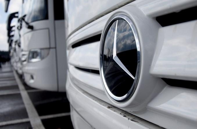 """Znakomity rok 2017 dla autobusów Mercedesa. """"Tak ma być też w 2018 roku"""""""