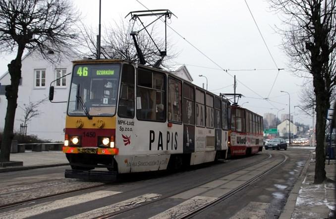 Gmina Zgierz: Przejazdy tramwajowe zostały odkopane