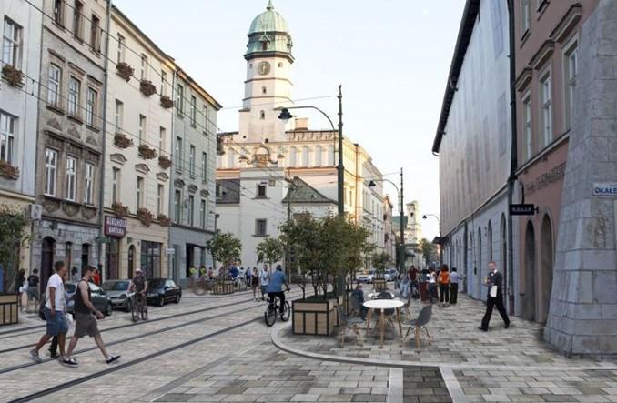 Kraków ogłosi nowy przetarg na Krakowską i Dietla