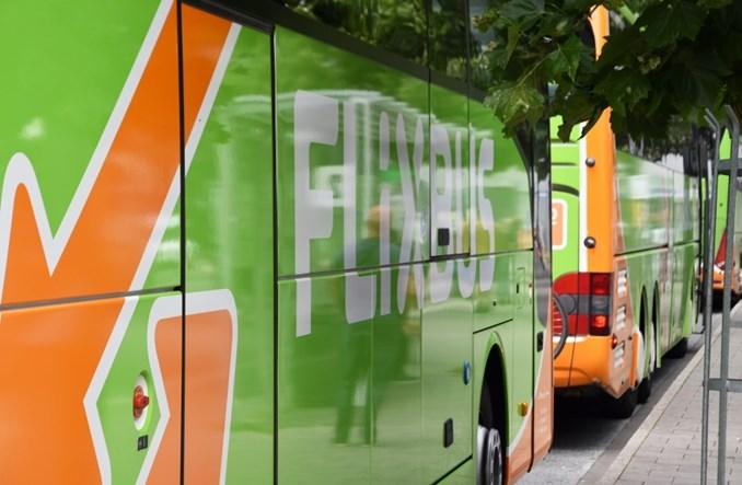Głównym dworcem Flixbusa w Warszawie ma być Warszawa Zachodnia